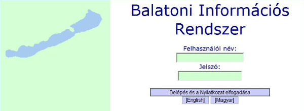 Balatoni Információs Rendszer